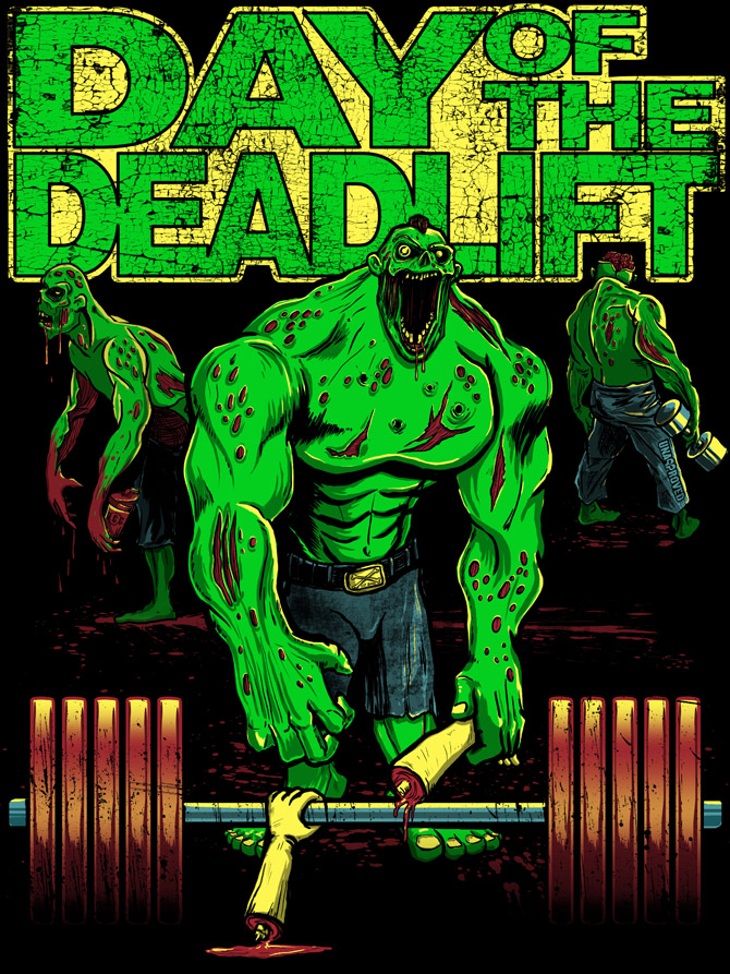 Dawn Of The Dead(Lifters) - Competiton Team Log | Sherdog Forums