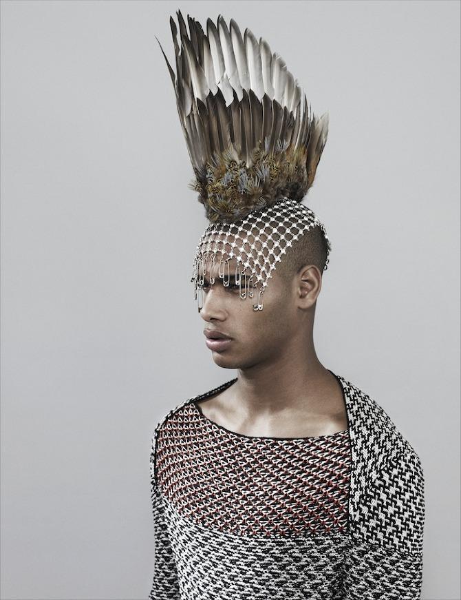 AH+ Collection S/S 2012, Jamie Morgan, fashion, photography, thisispaper, magazine