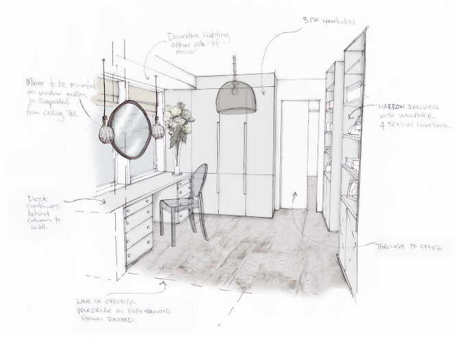 Presentation Drawings Studio Beekhuis